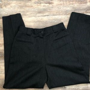 Vtg Luciano Barbera Wool pants Made in Italy Sz 40